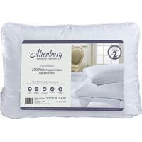 Travesseiro Suporte Firme- Branco- 3,5X66X46Cm- Altenburg