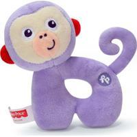 Fisher Price Meu Primeiro Chocalho Macaco - Fun Divirta-Se - Multicolorido - Dafiti