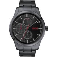 Relógio Hugo Boss Masculino Aço Preto - 1530087