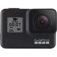 Câmera Digital Gopro Hero 7 Black 12Mp Gravação 4K60 Wi-Fi Bluetooth