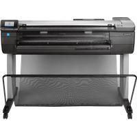 "Impressora Hp Designjet T830 Se 36"""