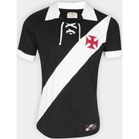 Camiseta Vasco Da Gama Cordinha Masculina - Masculino