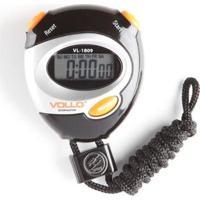 Cronômetro Vollo Vl1809 Com Cordão - Unissex
