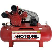 Compressor De Ar 10Hp Trifásico 175 Psi Maw-40/425 Motomil