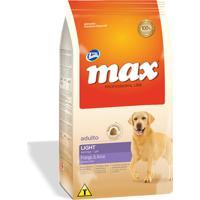 Ração Para Cães Max Professional Line Light Adultos Sabor Frango E Arroz 15Kg