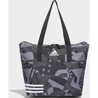 d8013ef84 Netshoes; Bolsa Adidas 3 Listras Tr Tote Feminina - Feminino