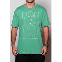 Camiseta Futebol De Botão