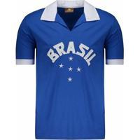 Camisa Brasil Retrô 1952 Masculina - Masculino