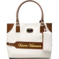 Bolsa Victor Valencia Branco