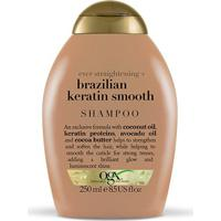 Shampoo Ogx Brazilian Keratin Smooth 250Ml - Feminino