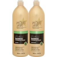Kit De Shampoo & Condicionador Bamboo Strong & Tough- 1Ljacques Janine