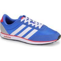 Tênis Jogging Masculino Adidas V Racer - Azul