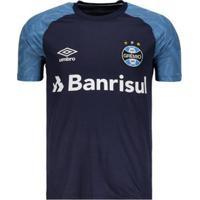 Camisa Grêmio Treino 2018 Umbro Masculina - Masculino
