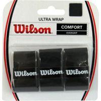 Grip Wilson Overgrip Ultra Wrap 3 Pcs - Unissex