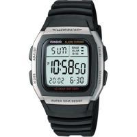 Relógio Casio W-96H-1A - Masculino