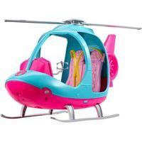 Veículo Barbie - Helicóptero Da Barbie - Mattel Fwy29