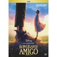 Dvd Filme Infantil O Bom Gigante Amigo