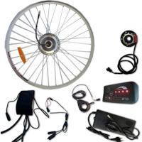 Kit H-Bike Para Bicicleta Elétrica Com Bateria De Lítium Tipo Frog De 350W