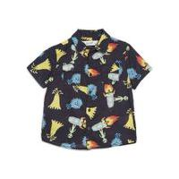 Camisa Cosmic People Est. Cosmic People Preto