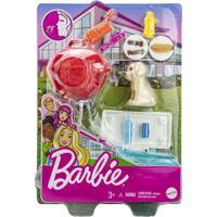 Boneca Barbie Estate Mini Conjunto Com Pets Modelo 1