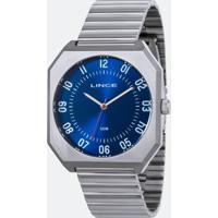 Relógio Masculino Lince Mqm4498S-D2Sx Analógico 5Atm