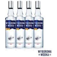 Vodka Wyborowa 750Ml - 04 Unidades