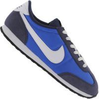 ... Tênis Nike Mach Runner - Masculino - Azul Branco 8f0fd2bc31356