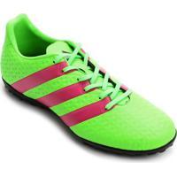 Chuteira Society Adidas Ace 16.4 Tf Masculina - Masculino