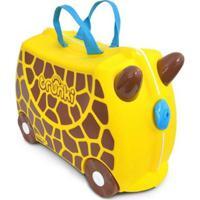 Mala Infantil Trunki - Girafa Gerry - Masculino-Amarelo