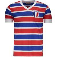 ... Camisa Fortaleza Retrô 1918 Centenário Masculina - Masculino 1a3dca4f5cf52