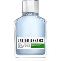 Perfume Masculino United Dreams Go Far Benetton Eau De Toilette 200Ml - Masculino