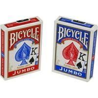 Baralho Bicycle Jumbo (Par) - Unissex