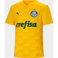 Camisa De Goleiro Palmeiras I 20/21 S/N° Torcedor Puma Masculina - Masculino