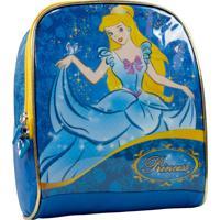 Lancheira Princess La31485Ps Azul