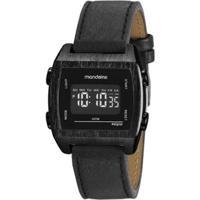 Relógio Mondaine Vintage 39Mm Couro Feminino - Feminino
