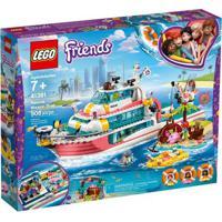 Lego Friends - Barco De Resgate - 41381