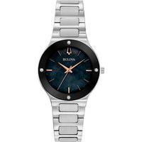 Relógio Bulova Feminino Aço - 96R231N