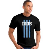 Camiseta D10S - Masculino