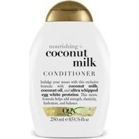 Condicionador Ogx Coconut Milk 250Ml - Feminino-Incolor