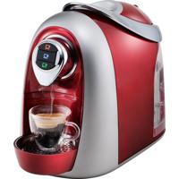 Cafeteira Expresso Modo S04 Reservatório De Água 1.2L 1050W Vermelha Tres 110V