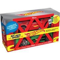 Ricca Hot Wheels Pista Oficina Kit - Shampoo + Condicionador Kit - Unissex-Incolor