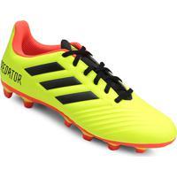 407de0d277f0c Netshoes; Chuteira Campo Adidas Predator 18 4 Fg - Unissex