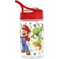Garrafa Plástica Nintendo Super Mario