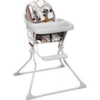 Cadeira De Alimentação Standard Ll Panda Galzerano Marrom