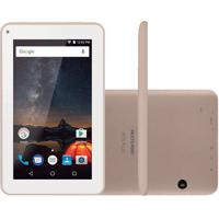 Tablet Multilaser M7S Plus 8Gb Wi-Fi Nb273 Dourado