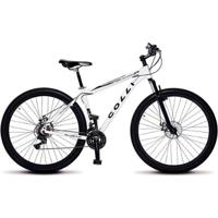 Bicicleta Colli Mtb Aro 29 Alum. Kit Shimano 21M Susp. Dianteira Freios A Disco - Unissex
