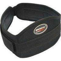 Cinturão Musculação Reforçado - Cinto Agachamento Polimet - Unissex