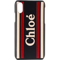Chloé Logo Phone Case - Azul