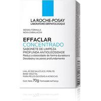 Sabonete Facial La Roche Posay Effaclar Concentrado - 70G - Unissex-Incolor