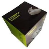 Bola Para Exercicios Medicine Ball Md Buddy Md1275 Cinza 10Kg